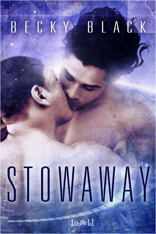 Stowaway cover - art by Anne Cain