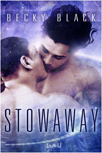 Stowaway cover - artwork by Anne Cain
